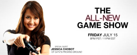 G4TV's Jessica Chobot on The All-New Game Show
