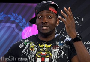 DeStorm Talks About Rapping While Skydiving Photo