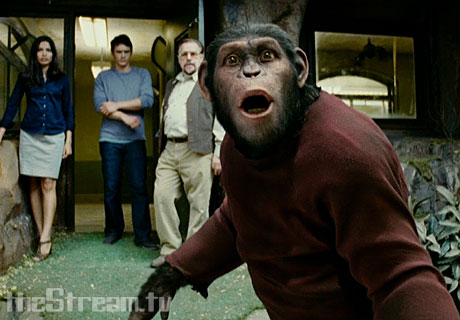 Behind the Scenes of Rise of the Planet of the Apes