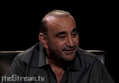 Ken Davitian of Borat and Get Smart