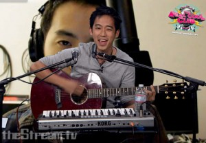 Jimmy Wong Performs in the RCC Musical Photo