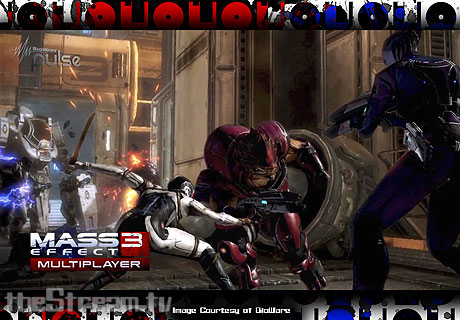 Mass Effect 3 Multiplayer Revealed