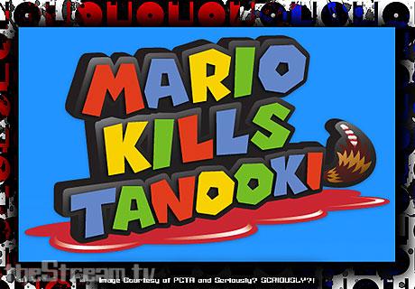 PETA Hates Mario