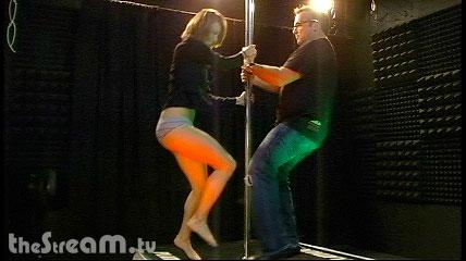 Tom Arnold Striptease