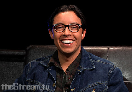 Actor Efren Ramirez from Napoleon Dynamite