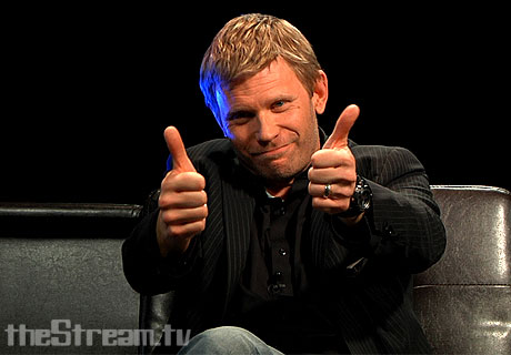 Mark Pellegrino of Lost, Supernatural, and Being Human