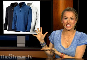 Iliza on Fleece Photo