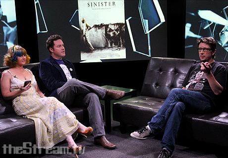 SINISTER Director Scott Derrickson – Inside Horror