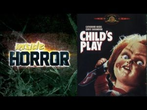CHILD'S PLAY & FRIGHT NIGHT Director Tom Holland Photo