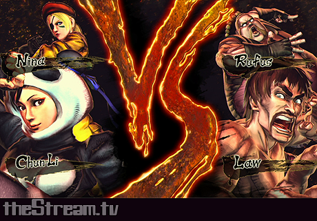 SFxT : AndyOCR vs. Hugo101