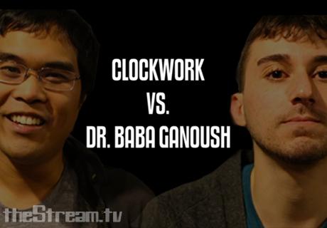 UMvC3 : BT | Clockw0rk vs. Dr. Baba Ganoush