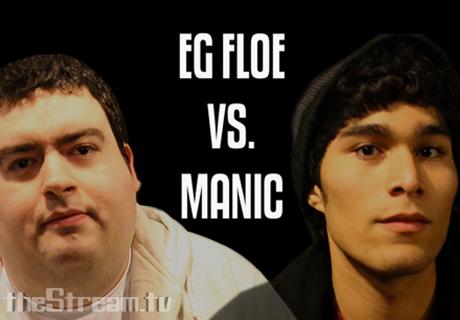 UMvC3 : EG | Floe vs. Manic