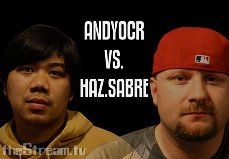SFxT : AndyOCR vs. HAZ.Sabre
