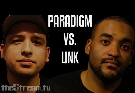 UMvC3 : Paradigm vs. Link