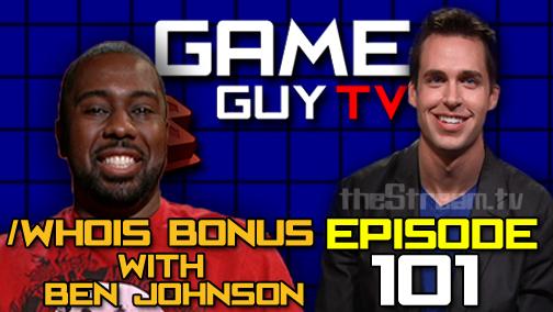 "/Whois BONUS: Ben ""Benja"" Johnson"