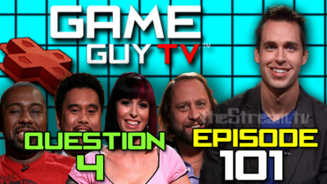 Game Guy TV: /whois Bonus Round 4- What video game character would you be?