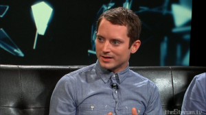 Elijah Wood & Franck Khalfoun Talk MANIAC Photo