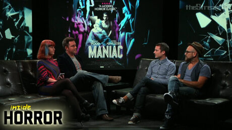 "Elijah Wood on ""Killer's Eye View"" of MANIAC – Inside Horror"