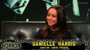 Danielle Harris of HATCHET 3 Spills Her Guts! – Inside Horror Photo