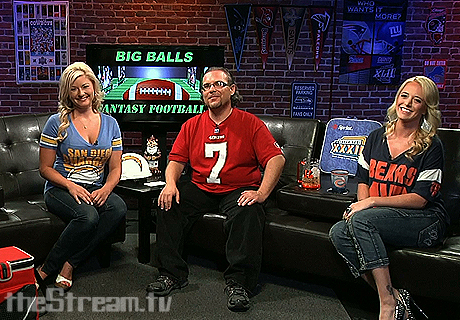 Big Balls Fantasy Football Episode 102 – PRE-DRAFT- THE EARLY ROUNDS