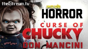 Chucky and Don Mancini (EXTENDED) Photo