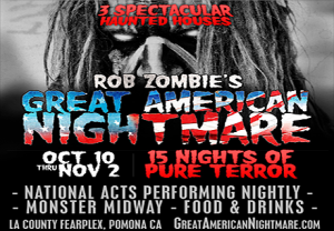 Rob Zombie's Great American Nightmare Photo
