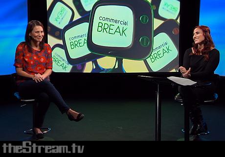 Catherine Kresge on Working With Mark Gosselaar