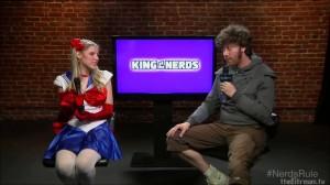Kelsey on Talking Nerd Photo