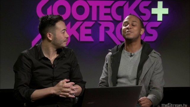 The gootecks & Mike Ross Show #04 feat. Rob the Magician