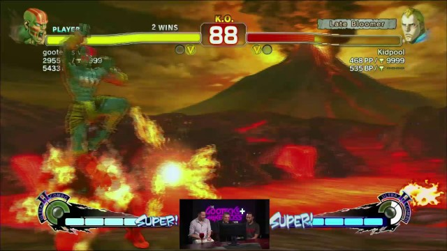 "Gootecks' ""Perfect"" Dhalsim! From the gootecks & Mike Ross Show"