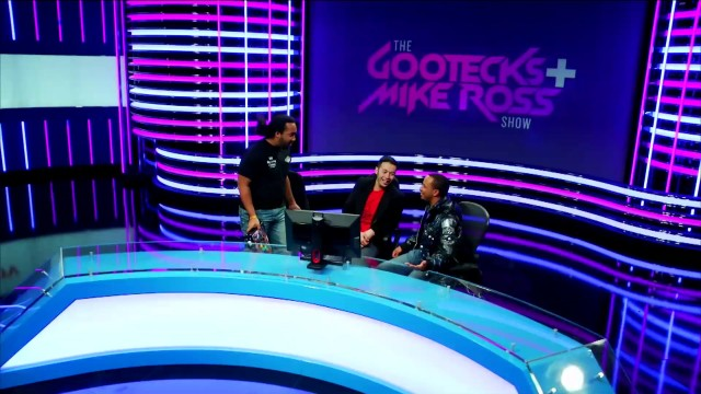 K-Brad Shows gootecks How to Dhalsim! From the gootecks & Mike Ross Show