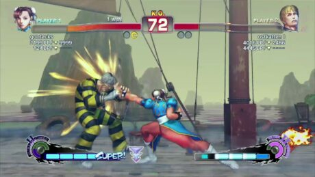 K-Brad's Chun-Li is Solid! From the gootecks & Mike Ross Show