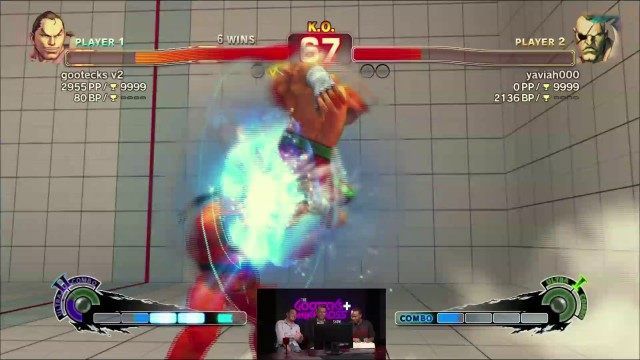 "Mike ""Saikyo"" Ross for the Win! From the gootecks & Mike Ross Show"