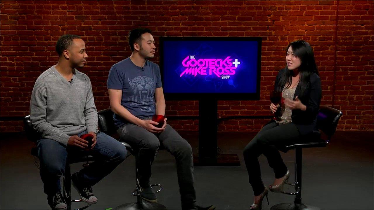 The gootecks & Mike Ross Show #06 feat. Megumixbear – Valentine's Episode!