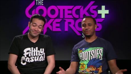 The gootecks & Mike Ross Show #07: Papers Please & SSFIV!
