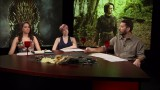 """Winter Is Coming Live"" Game of Thrones, Season 4 recap show: Two Swords"