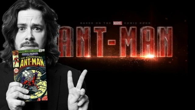 Edgar Wright Leaves ANT-MAN – AMC Movie News