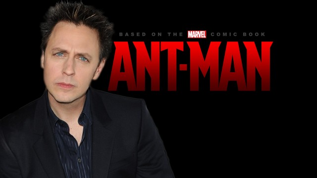 Is James Gunn In Talks To Helm ANT-MAN? – AMC Movie News