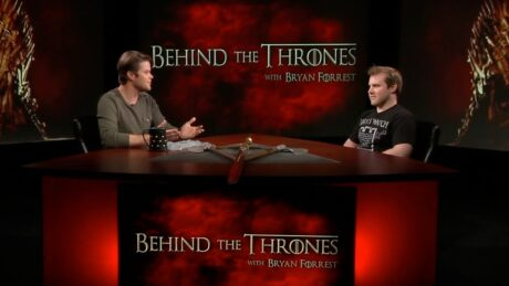 Behind The Thrones