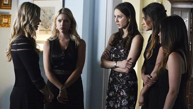 Pretty Little Liars After Show – Season 5 Episode 3