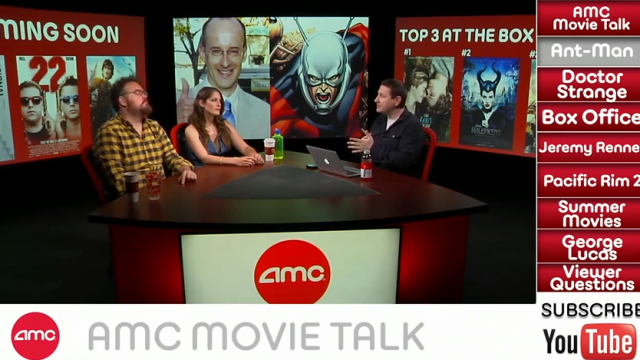 AMC Movie Talk – New ANT-MAN Director Chosen, Cumberbatch Or Hardy As DOCTOR STRANGE