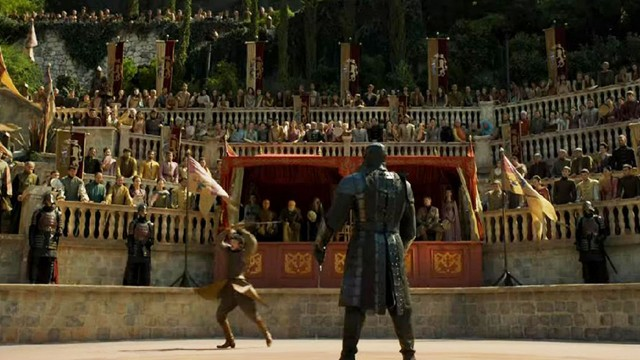 "Winter is Coming Live Game of Thrones Season 4 Episode 8 ""The Mountain and The Viper"" Recap"
