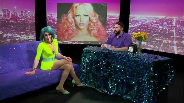 Jonny McGovern's Hey Qween! with Detox From RuPaul's Drag Race