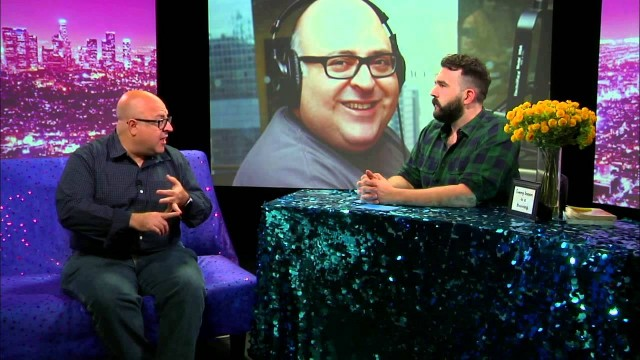 Jonny McGovern's Hey Qween! With Frank DeCaro