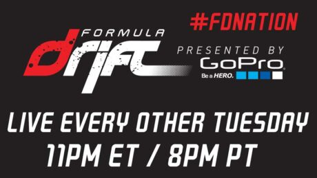 Formula Drift Nation Live