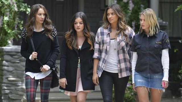 Pretty Little Liars After Show Season 5 Episode 10