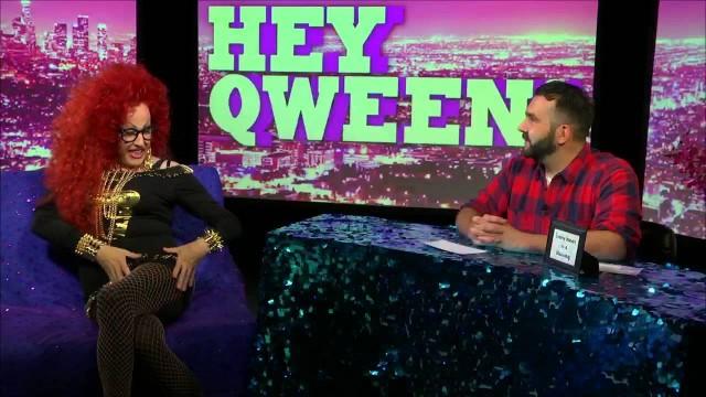 Jonny McGovern's Hey Qween! with Chi Chi LaRue