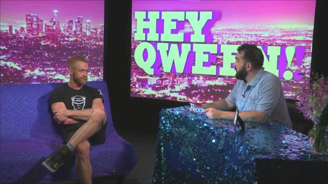 Jonny McGovern's Hey Qween! with Porn Star Christopher Daniels