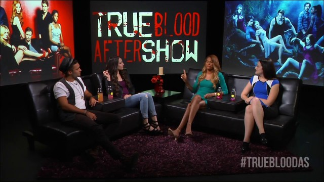 True Blood: Hep V real world parallel to HIV/AIDS