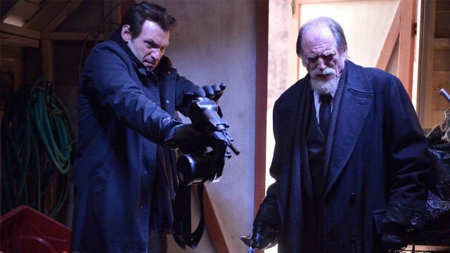 """The Strain After Show Season 1 Episode 9 """"The Disappeared"""""""
